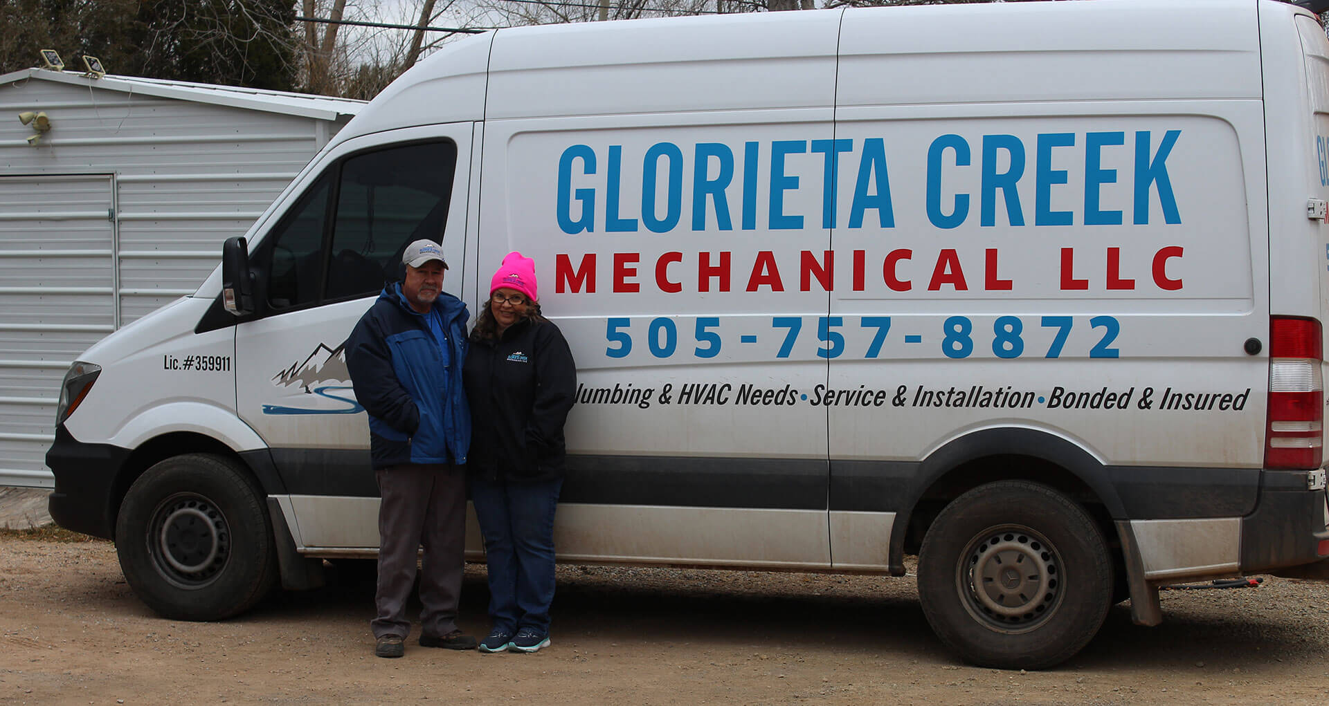 Glorieta Creek Mechanical